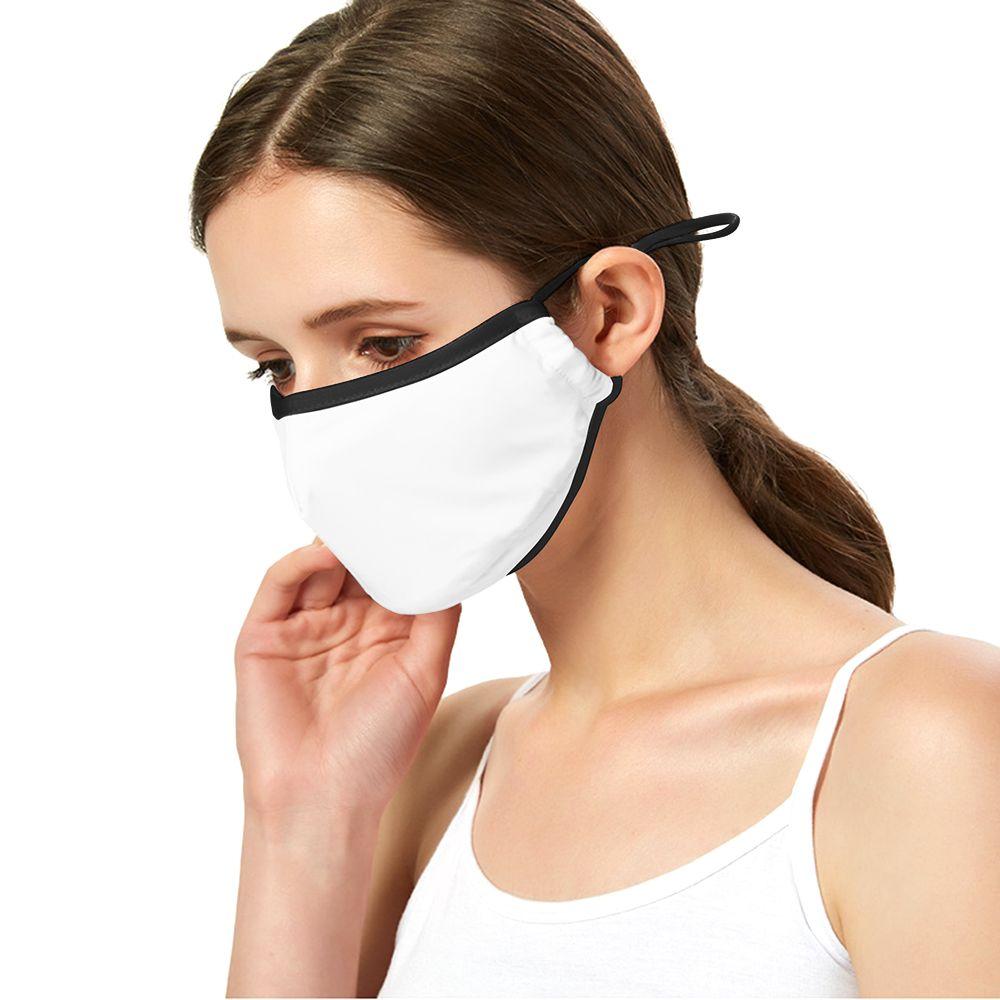 客製化透氣防曬口罩 (帶濾芯)  空汙防護 防塵 來圖客製