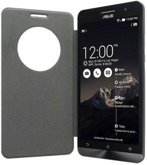 *全新*華碩ASUS ZenFone 6 A600CG/A601CG 原廠功能智慧透視皮套保護殼