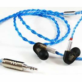 志達電子 Muse MKII HiSS漢聲小舖 A2DC IE80 SE535 W60 JH16 耳機升級線