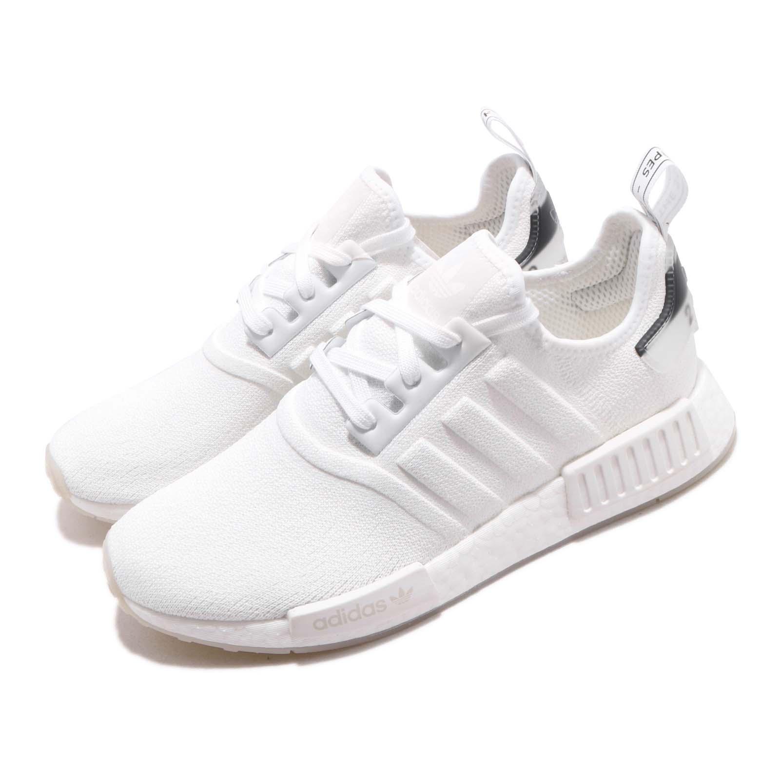 【ADIDAS】 NMD_R1 白 經典鞋 休閒鞋  慢跑鞋 男 訂價5290 BD7746 (Palace store) 0