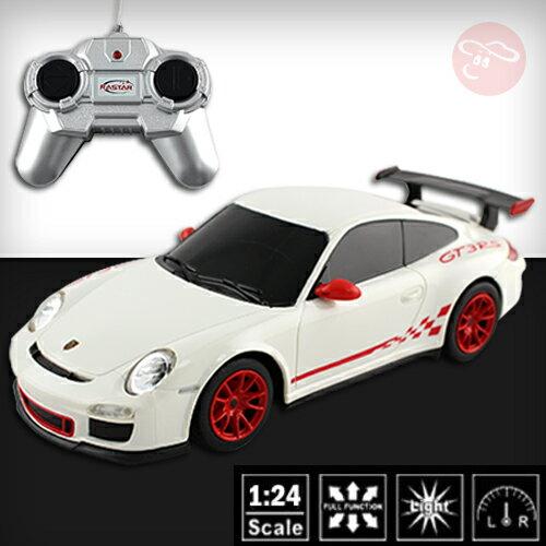 【瑪琍歐玩具】1:24 PORSCHE GT3 RS R/C 遙控車