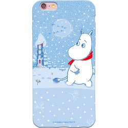 Moomin嚕嚕米正版授權【3D滿版硬殼-02(亮面)】《Apple/ASUS/HTC/Samsung/Sony》