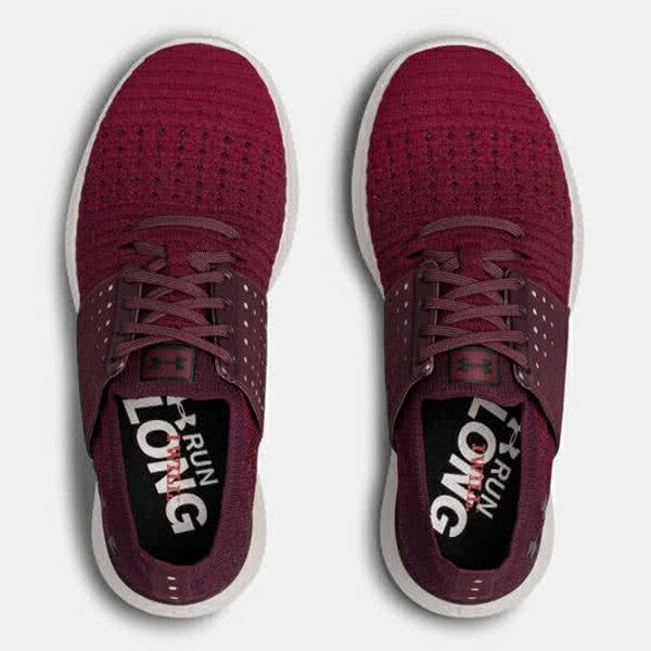 Shoestw UA 運動鞋 慢跑鞋 女生 四款 【1298673-101】灰慢跑鞋 、【1298673-501】紫紅慢跑鞋、【3000098-001】黑灰慢跑鞋、【3000098-401】粉橘藍慢跑鞋 5