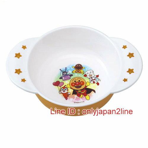 【真愛日本】16120800039雙耳碗S-ANP小缽   電視卡通 麵包超人 細菌人  餐碗 兒童餐具
