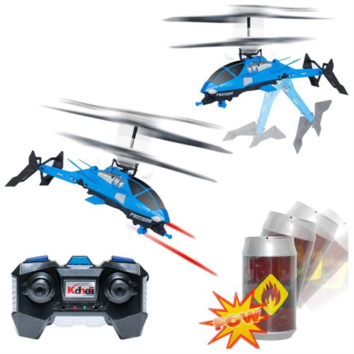3.5ch RC Toy Barrel Shooting fighting Infrared battle Tail Folding transformation RC Helicopter w/G 54b262a6712883cf256694338d2a161f