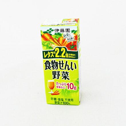 【敵富朗超巿】伊藤園 充實野菜汁-野菜多
