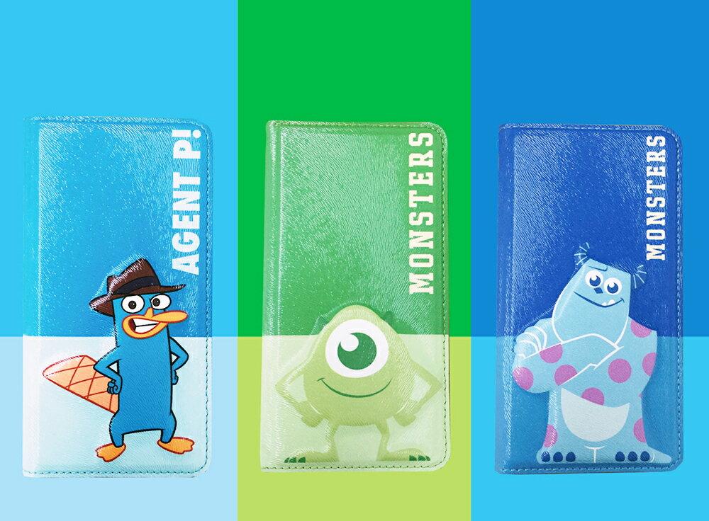 Samsung S6 Edge 手機殼 Disney迪士尼正版授權 立體皮套 軟殼 泰瑞 大眼仔 毛怪