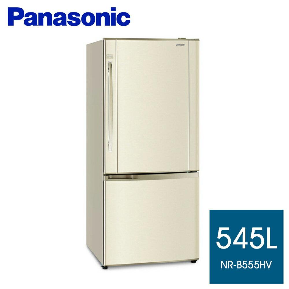 再9折回饋(送10倍點)★國際牌 545公升變頻雙門冰箱【NR-B555HV-N】
