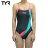美國TYR女用修身款泳裝Genna Flexback Tiffany 台灣總代理 - 限時優惠好康折扣