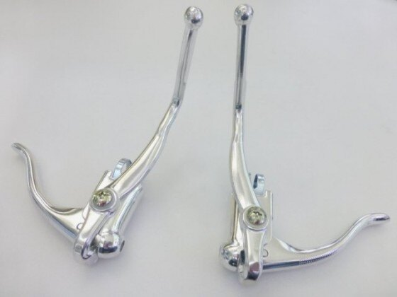 公路車雙煞式手把 鋁合金鍛造 適用22.2~23.8管徑《意生自行車》