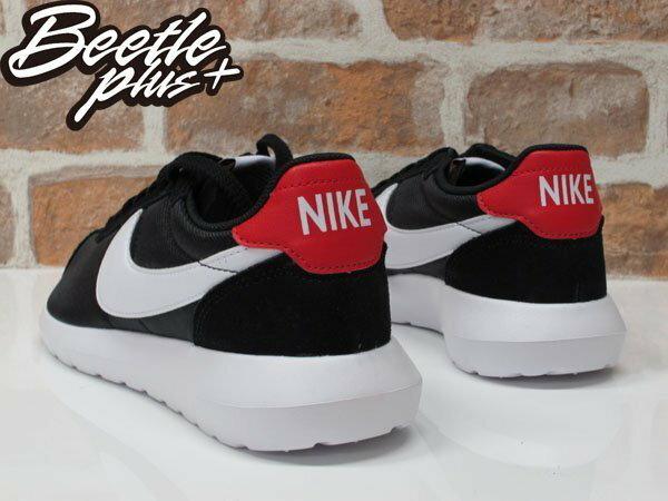 女生 BEETLE NIKE ROSHE LD-1000 黑白 黑紅 阿甘鞋 復古 休閒 慢跑鞋 819843-001 2