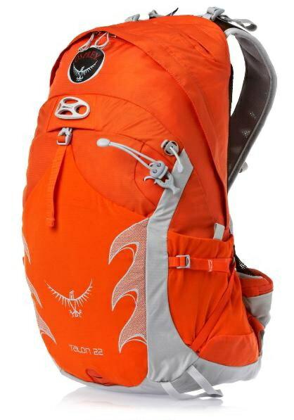 【【蘋果戶外】】Osprey 014622-810 Talon 22 橘 現貨 魔爪系列 輕量健行背包 休閒背包 登山背包 自助旅行 出國打工度假