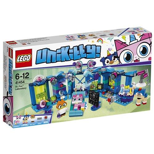 樂高積木LEGO《LT41454》2018年Unikitty系列-Dr.Fox™Laboratory