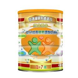 momo 幼兒成長酵素奶粉(1600g)