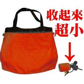 Sea to Summit 超輕量矽膠旅行購物袋/鑰匙圈 AUSBAGRD Ultra-Sil Shopping Bag 紅色