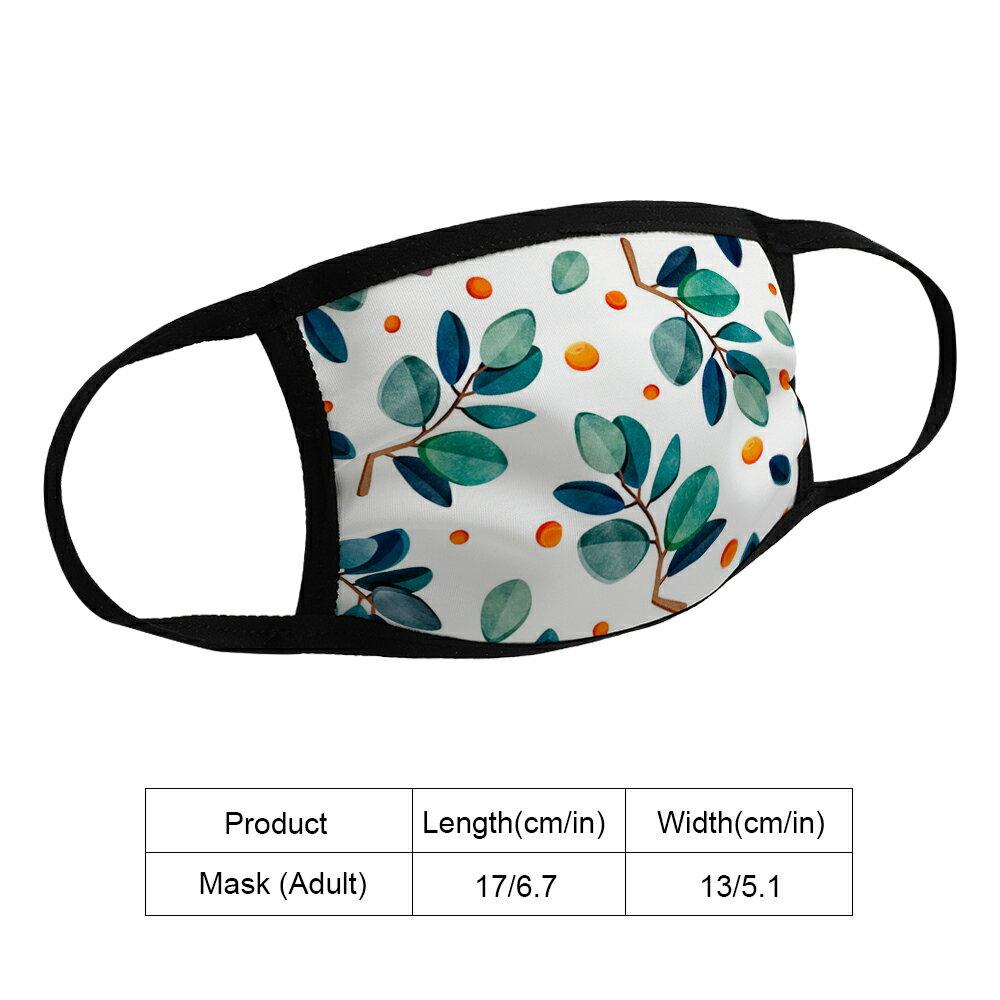 成人普通口罩  空汙防護 防塵 保暖 設計師產品