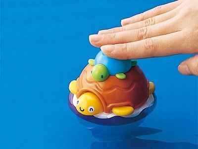 Toyroyal樂雅 - 洗澡玩具 烏龜 2