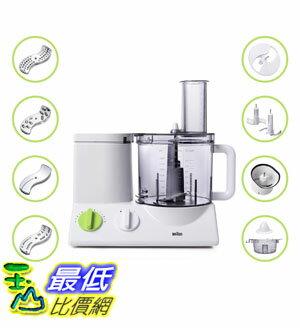 美國直購  BRAUN FP3020 12~Cup食物處理器 Food Processo