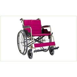 康揚karma KM-1505 入門基本系列 手動鋁合金輪椅 入門推薦標準輕量車款 輪椅-B款(輕量化量產型)補助 贈品 無患子洗衣精x1