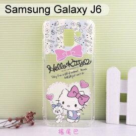 三麗鷗空壓軟殼SamsungGalaxyJ6(5.6吋)【正版】HelloKitty