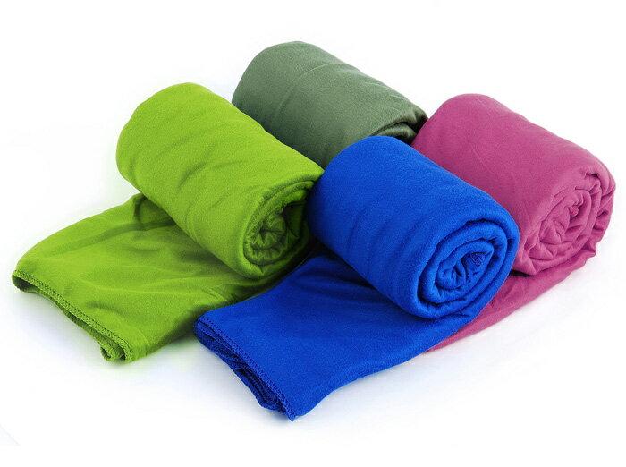 【鄉野情戶外用品店】Sea To Summit |澳洲|  Pocket Towel 超強吸水毛巾/快乾毛巾 運動毛巾/APTR 【S號】