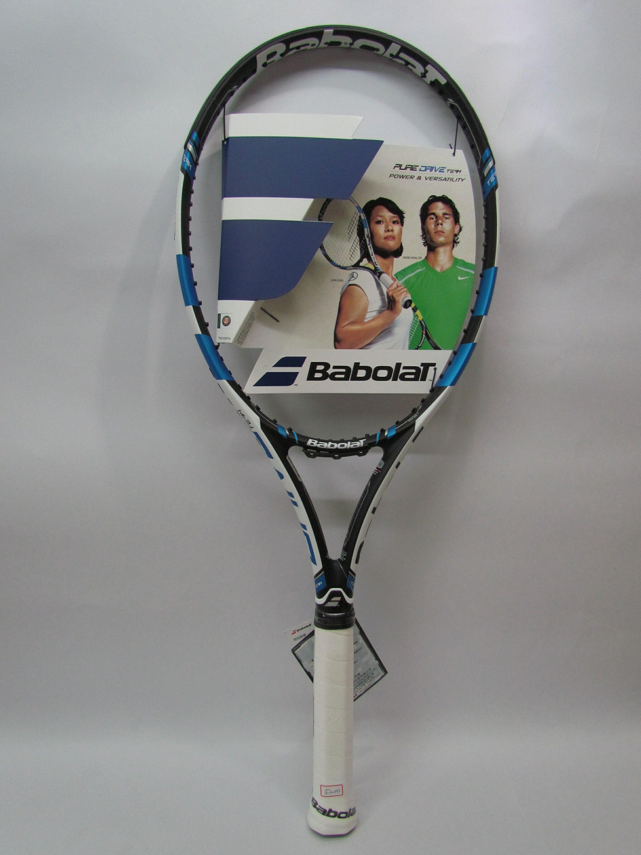 Babolat專業網球拍 李娜款 Pure Drive Team