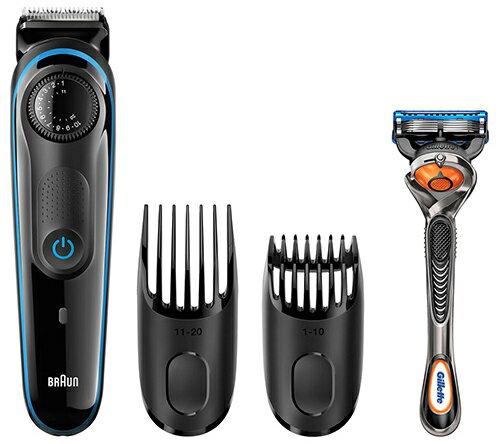 BRAUN【日本代購】百靈 電動理髮器 修剪器BT3040