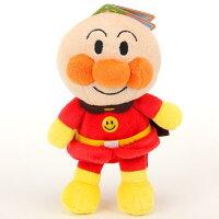 超人 連身裝及包屁衣推薦到尼德斯Nydus 日本正版 麵包超人 柔軟 絨毛 填充娃娃 公仔 約18 公分就在尼德斯Nydus推薦超人 連身裝及包屁衣
