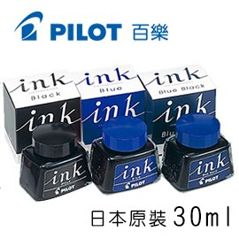 PILOT 百樂 INK~30 鋼筆 墨水 ^(水性^) 30ml   瓶