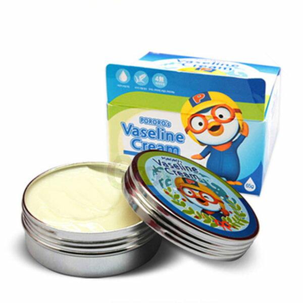 韓國 Pororo 快樂小企鵝兒童滋潤補水保濕霜 65g ~庫奇小舖~