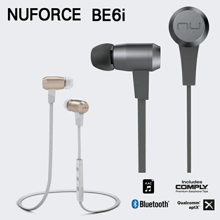 <br/><br/>  志達電子 BE6i 美國NuForce 無線藍牙耳道式耳機 Rox<br/><br/>