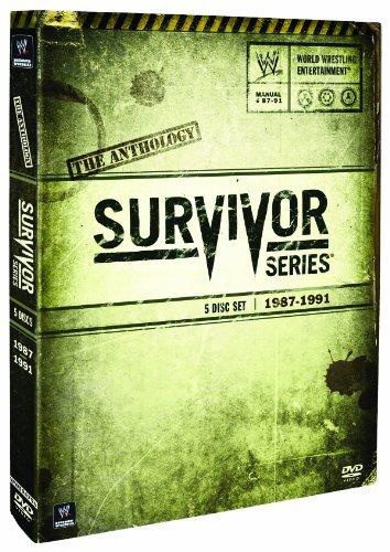 WWE: Survivor Series Anthology, Vol. 1 - 1987-1991 9e6e34d0564fa2b89e0912f4ed21eb84