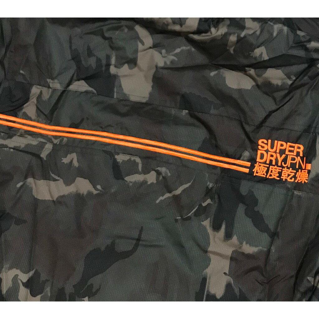 Superdry 極度乾燥外套 男款 內刷毛三拉鍊連帽夾克 防風防潑水 3色 英國正品現貨 8