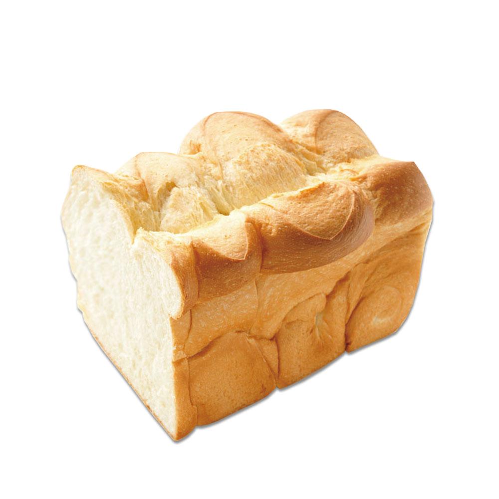 哈肯舖【皇冠牛奶吐司(4厚片)】麵包 吐司