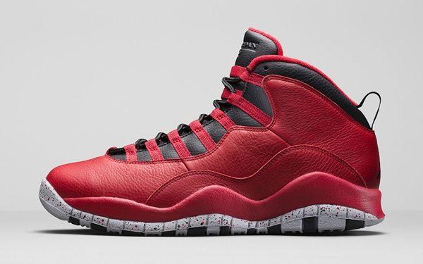 【蟹老闆】Air Jordan 10 bulls on broadway instakicks 10代 黑紅 女鞋