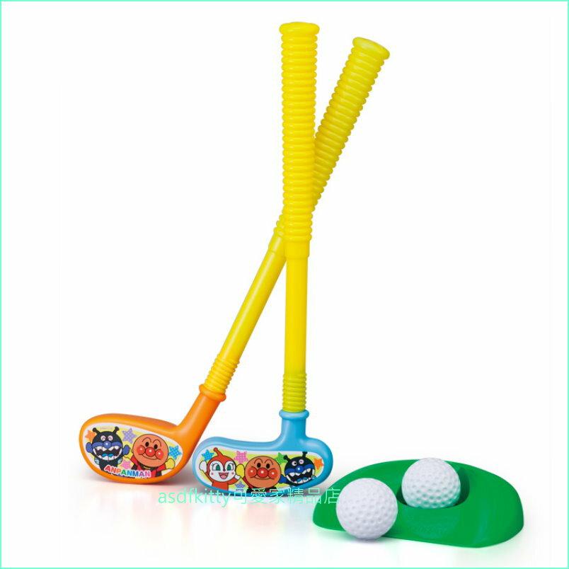 asdfkitty可愛家☆麵包超人高爾夫球玩具組-日本正版商品