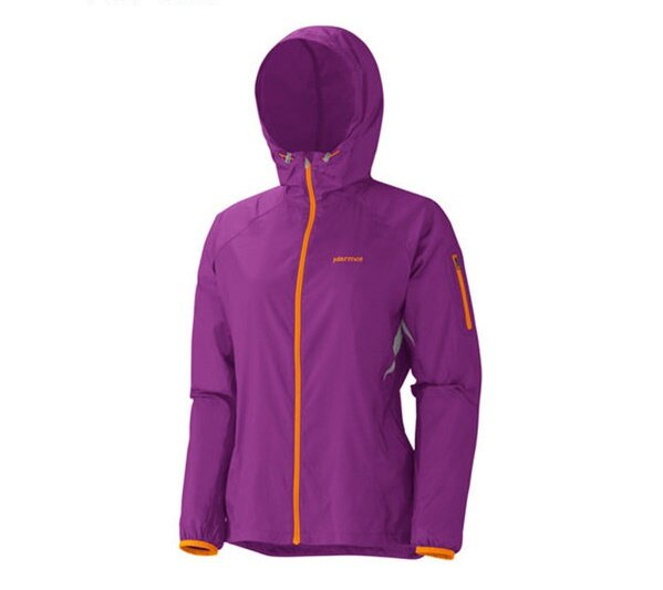 Marmot 美國 | 女款 Trail Wind 輕薄防潑水風衣外套 | 秀山莊(M56500)