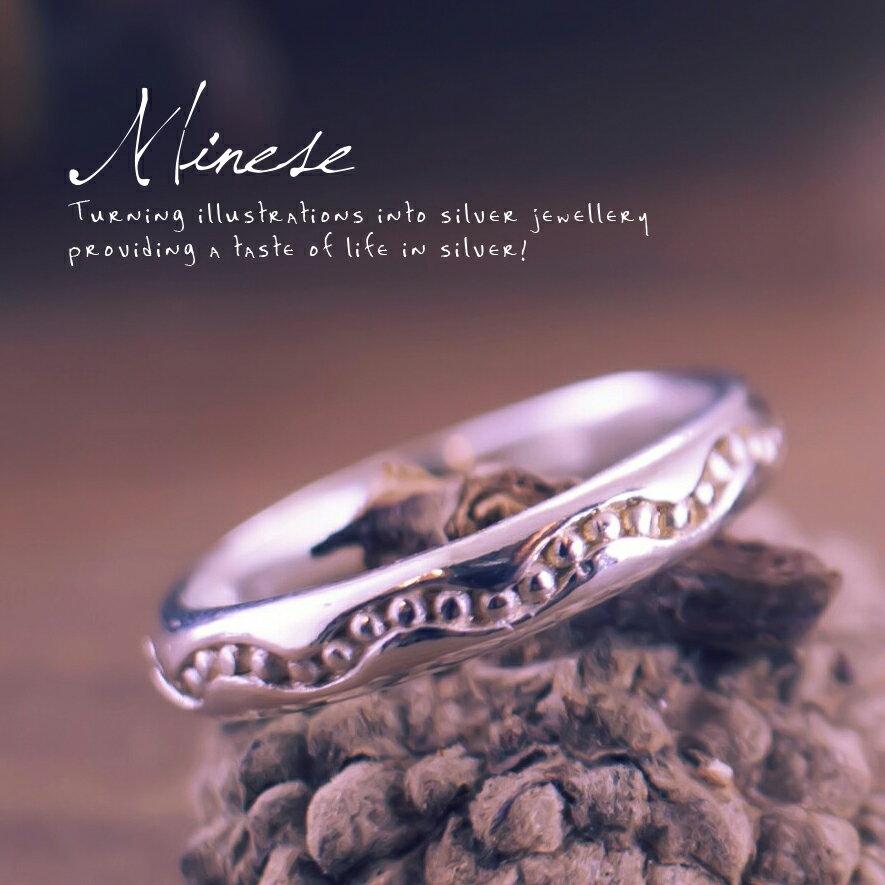 波浪戒指(細款)B~032, 925純銀、項鍊戒指手鍊飾品銀飾手作珠寶MIT 師品牌~ 製