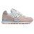Shoestw【YV574NSE】NEW BALANCE NB574 運動鞋 黏帶 中童鞋 Wide 白粉水藍 0