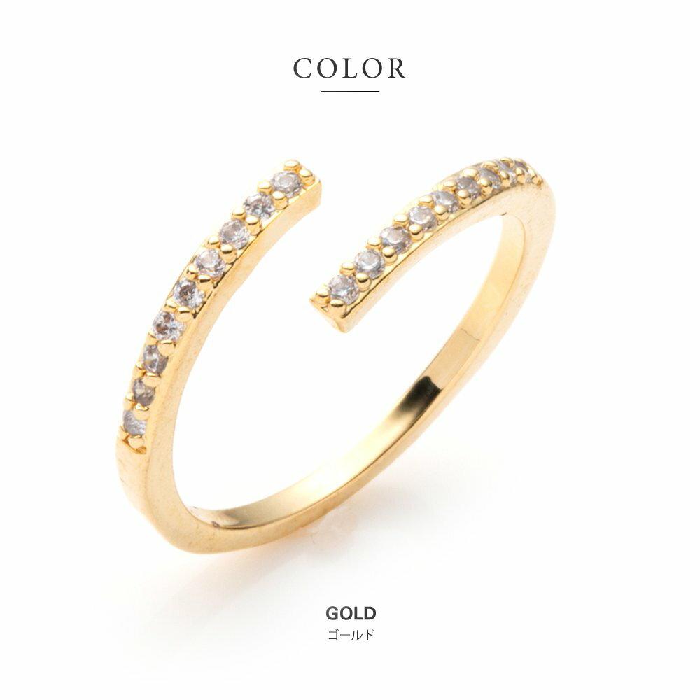 日本Cream Dot  /  簡約鋯石戒指  /  p00012  /  日本必買 日本樂天代購  /  件件含運 2