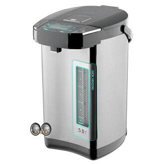 【晶工牌】5.0公升 LED 3段溫度 電動給水熱水瓶 JK-8688