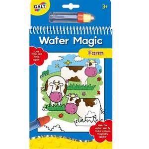 英國GALT 神奇水畫冊 Water Magic -農場款