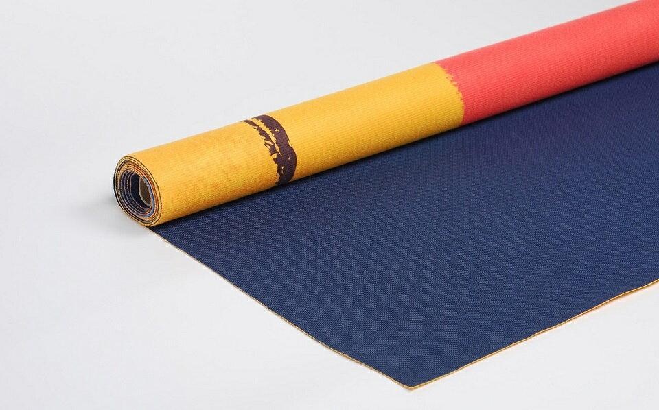 【 rubber anne 】天然橡膠瑜珈墊--- 日月 (1.5mm瑜珈舖巾)