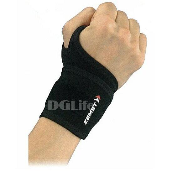 ZAMST  WRIST WRAP  手腕運動護具拇指型