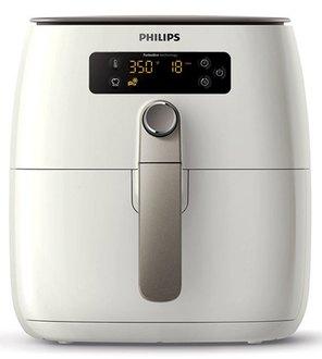 Philips 健康氣炸鍋 TurbotStar渦輪氣旋 附串燒架 (HD9642)