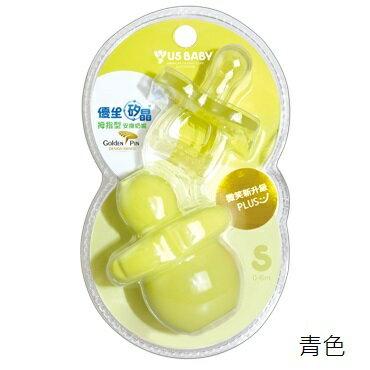 【優生 US BABY】矽晶安撫奶嘴微笑新升級-拇指(S / L) 2