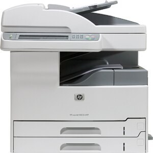 HP LaserJet M5035 Multifunction Printer - Monochrome 1