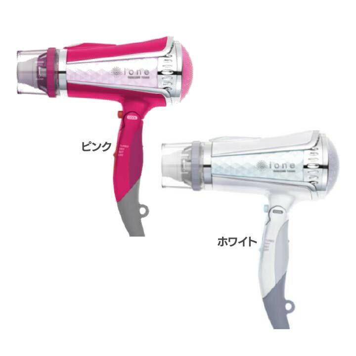 日本直送 含運/代購-TESCOM/TID956/ione負離子吹風機/大風量/速乾/白/粉紅
