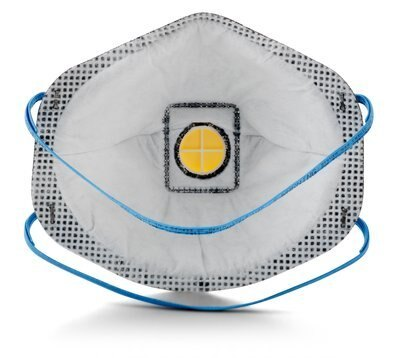 3M 8577 呼吸氣閥 有機蒸氣 P95等級 活性碳 口罩 工業 實驗室 石化 農業10個/盒