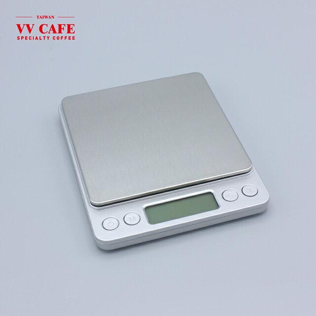 超高c/p值入門款電子秤(最大承重2kg,最小單位0.1g)《vvcafe》